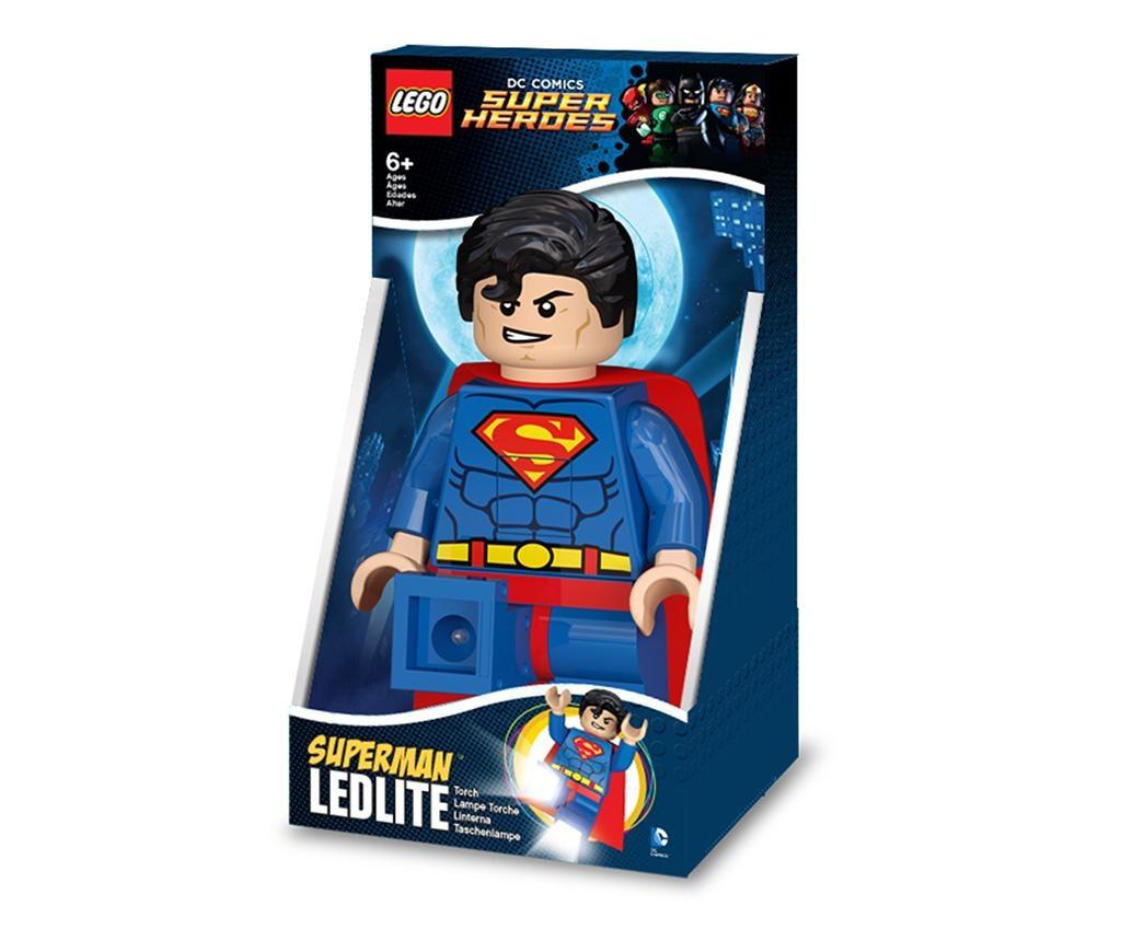 Lego DC Superman Éjjeli fény