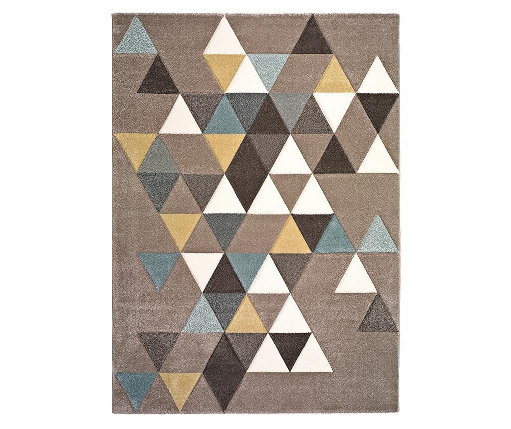 Tepih Pinky Triangles 160x230 cm