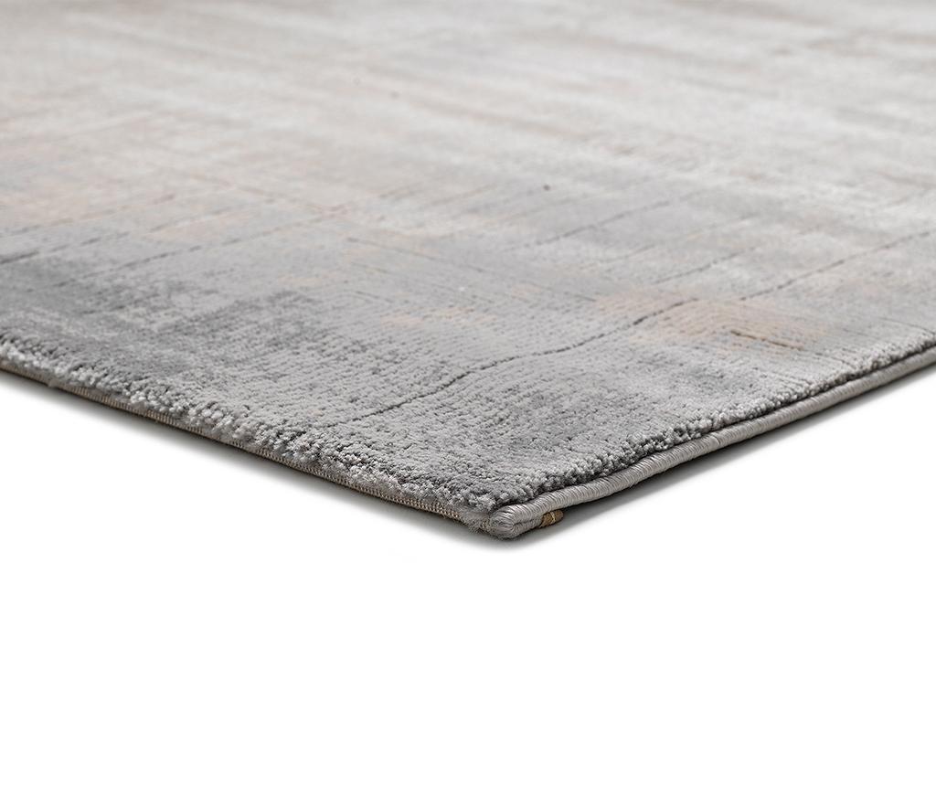 Seti Shapes Grey Szőnyeg 60x120 cm