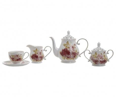 Piętnastoczęściowy zestaw do herbaty Darrell