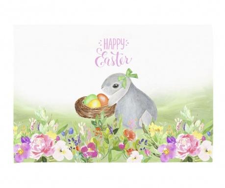 Set 2 individualuri Happy Easter 33x45 cm
