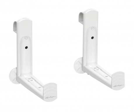 Set 2 suporturi pentru ghivece Balcony White