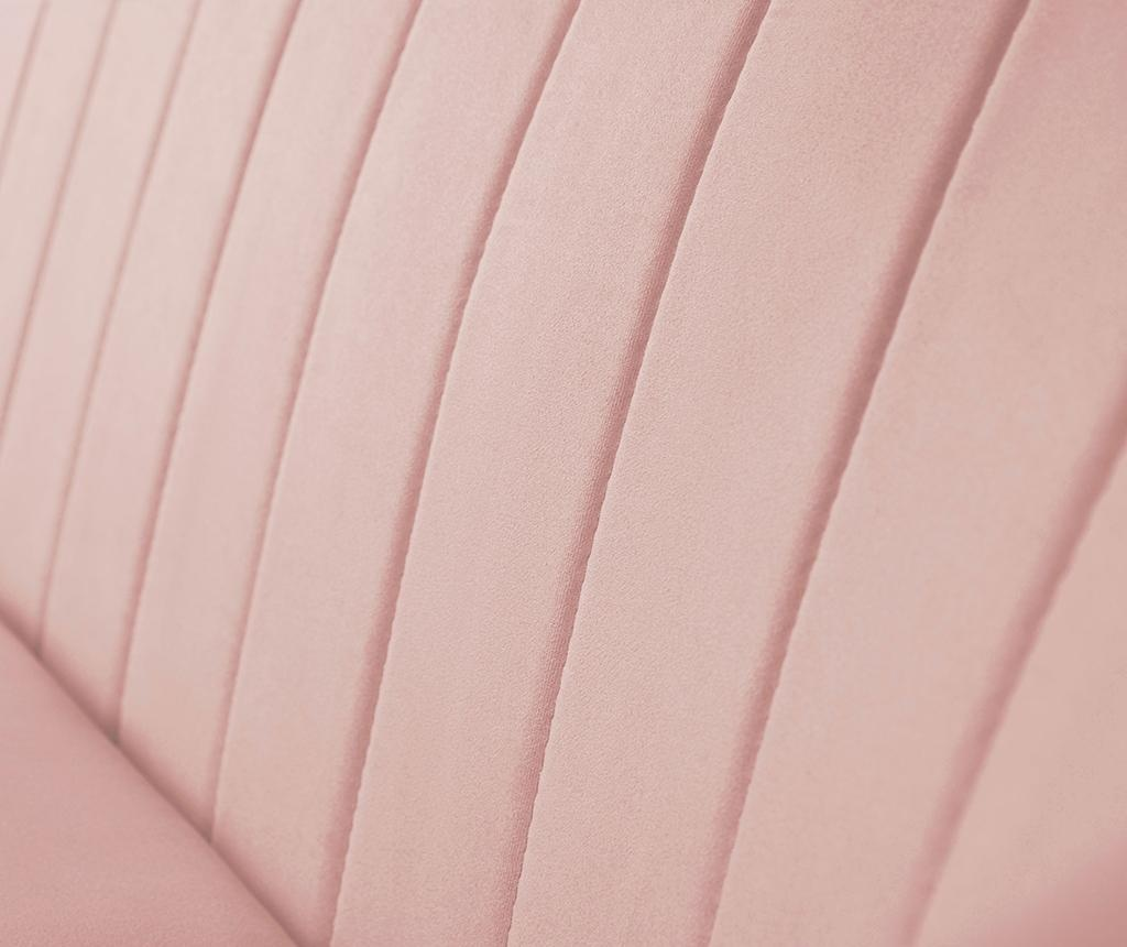 Canapea 3 locuri Toscana Flamingo
