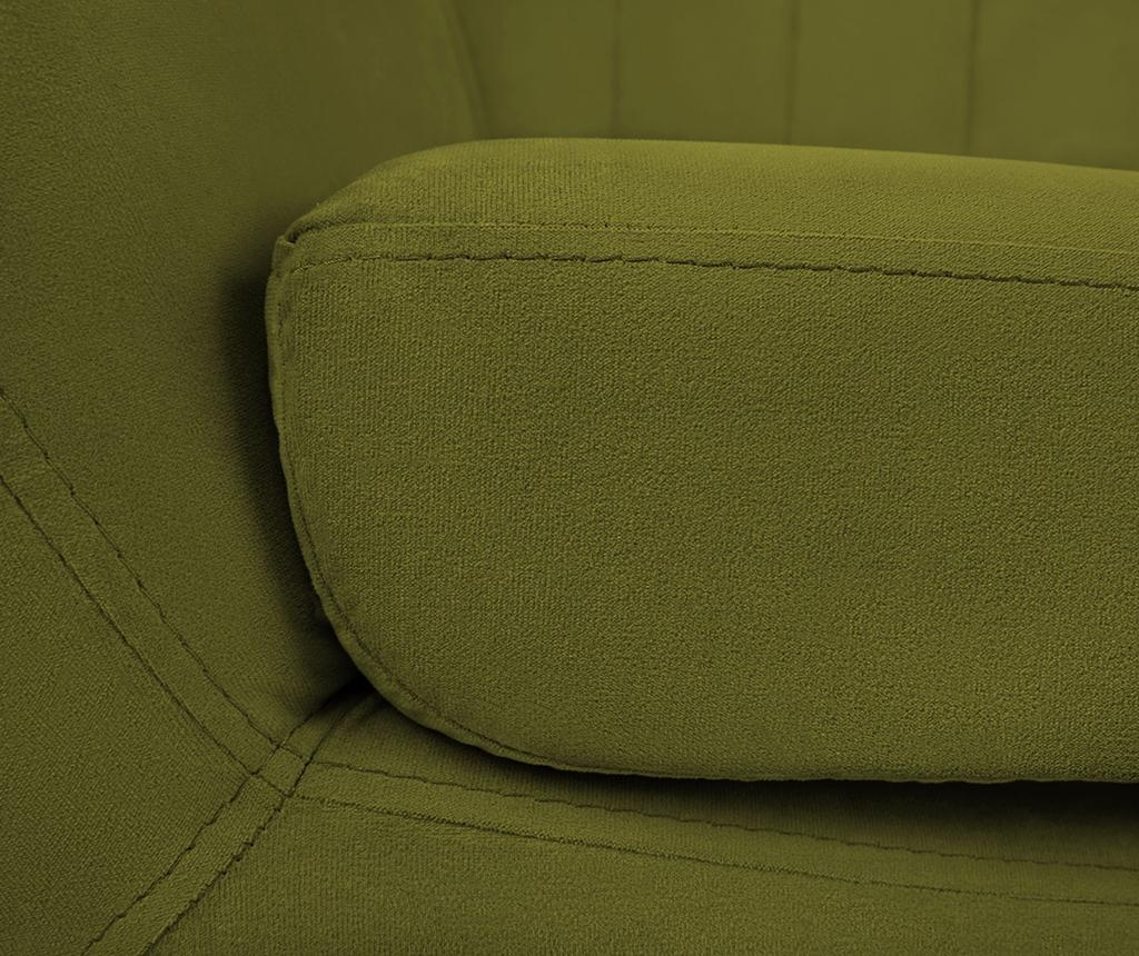 Canapea 2 locuri Sardaigne Green
