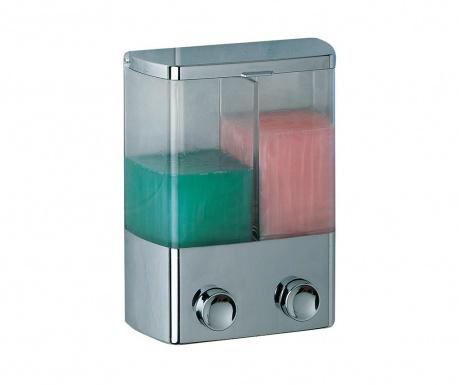 Dávkovač tekutého mýdla Vlasta Double 800 ml
