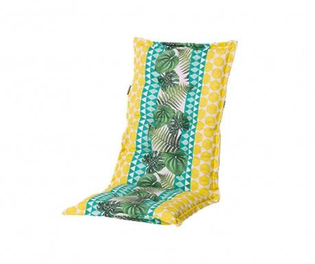 Sedežna in naslon blazina Nina Yellow 50x105 cm