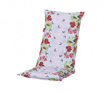 Sedežna in naslon blazina Lilly Aqua 50x123 cm