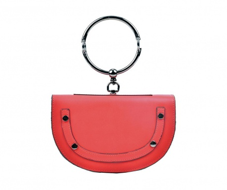 Clutch torbica Yvonna Red