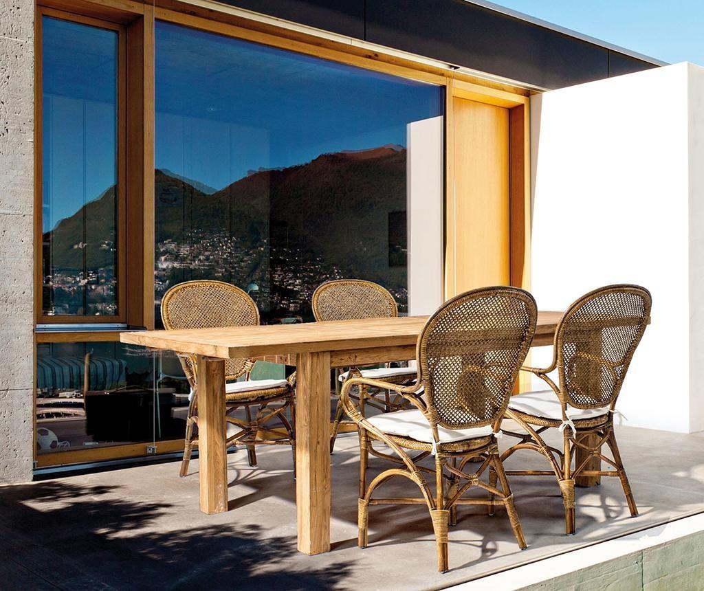 Стол за екстериор Edelina Nature