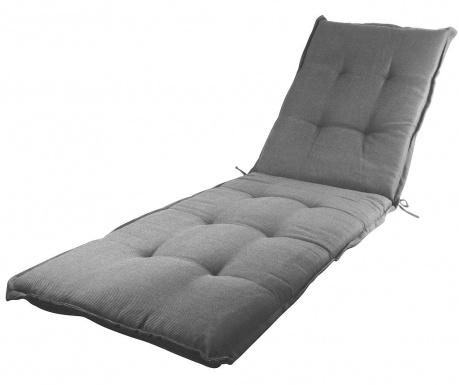 Blazina za počivalnik Nine Grey 60x203 cm