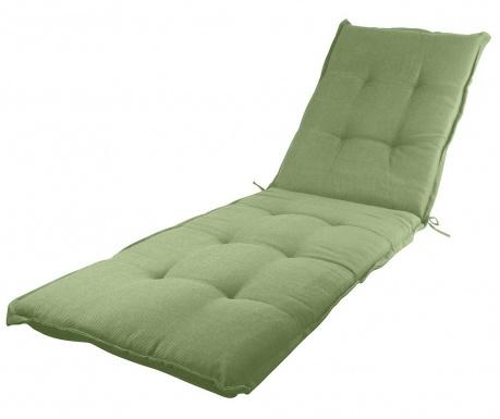 Blazina za počivalnik Nine Green 60x203 cm