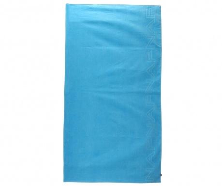 Плажна кърпа Casual Turquoise 90x180 см