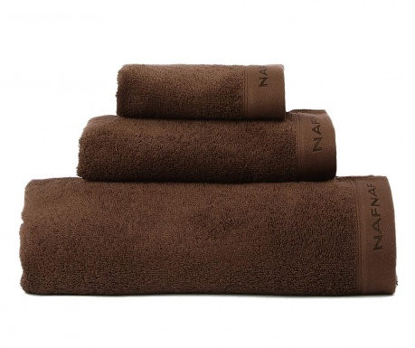 Set 3 prosoape de baie Casual Chocolate
