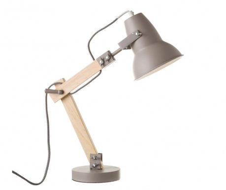 Lampka nocna Flexo Grey