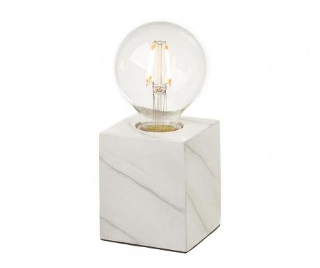 Nočna svetilka Marmol White