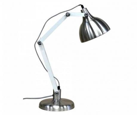 Lampa de birou Dexter Silver White