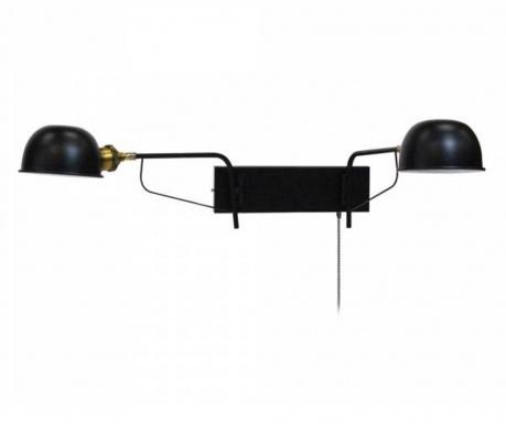 Zidna svjetiljka Hamlet Double Black
