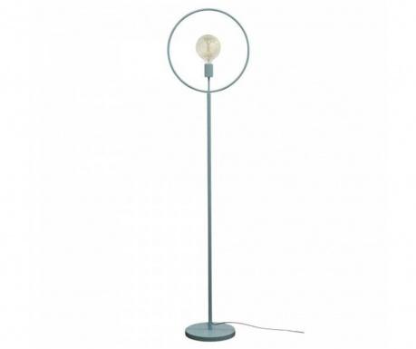 Podlahová lampa Globus Blue Mat
