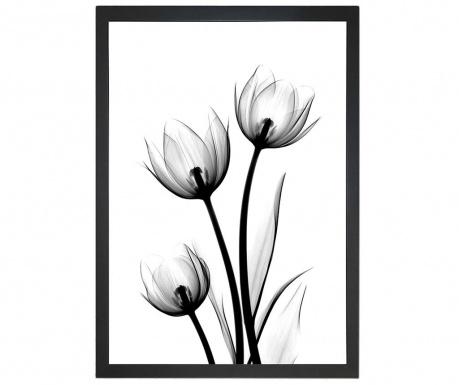 Obraz Scented Flowery 24x29 cm