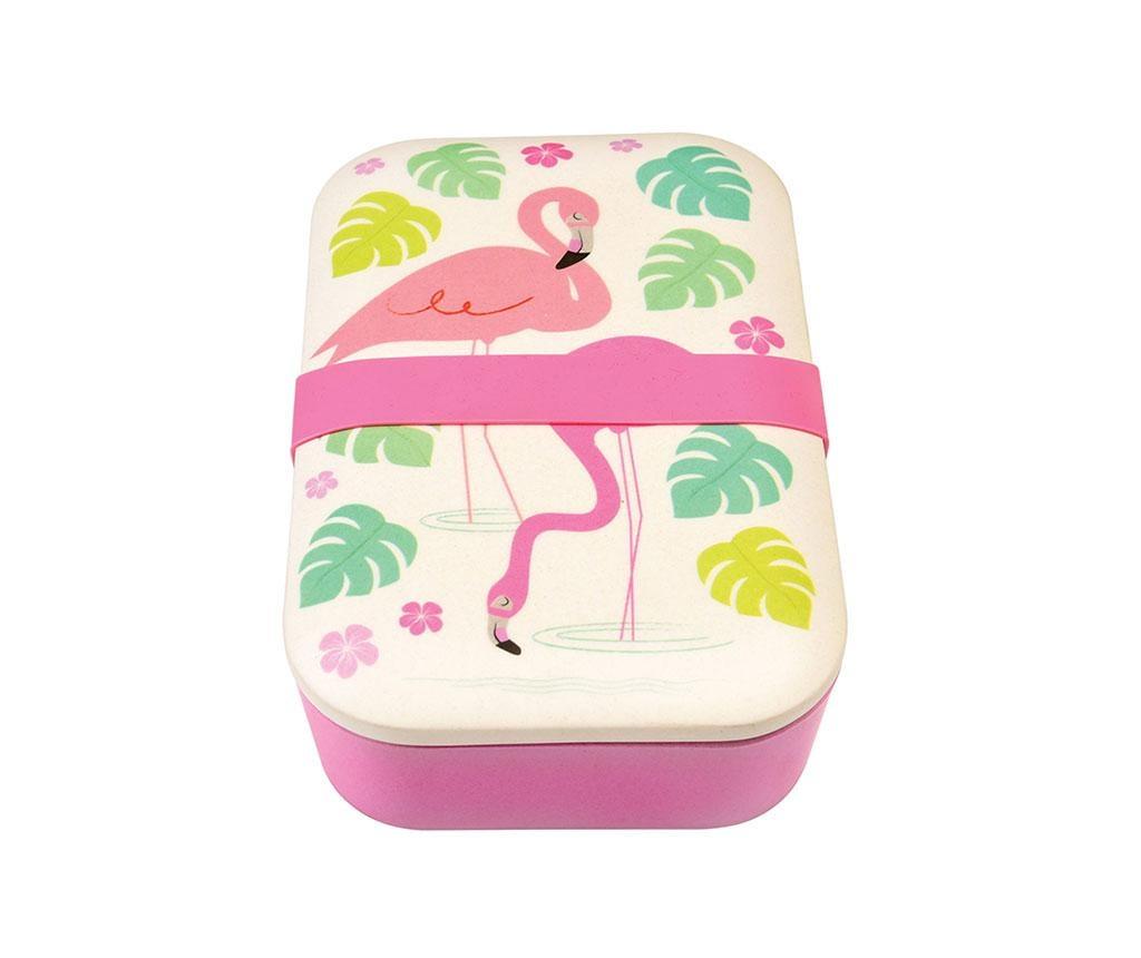 Cutie pentru pranz Flamingo Bay