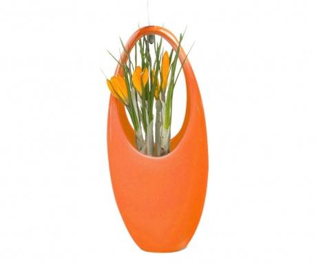 Ghiveci suspendabil Egg Orange