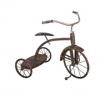 Dekorace Tricycle Vintage