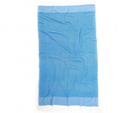 Ručník Pestemal Bahama Blue 90x170 cm
