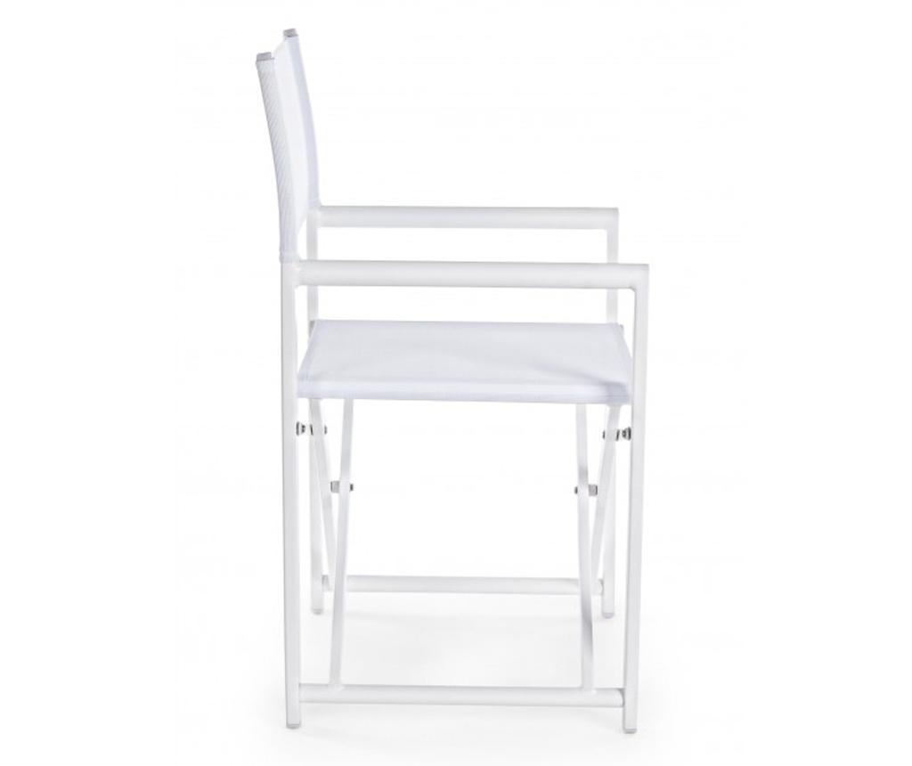 Sklopiva stolica za  vanjski prostor Taylor White