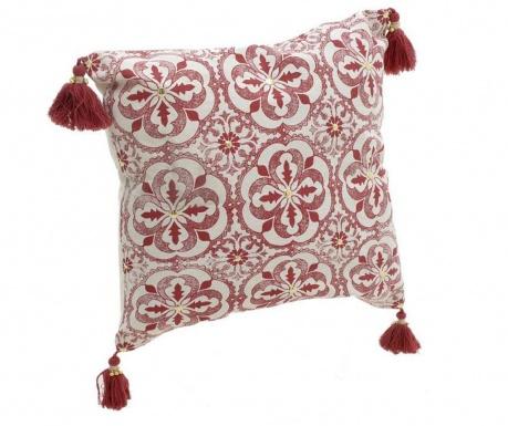 Dekorační polštář Edith Red 40x40 cm
