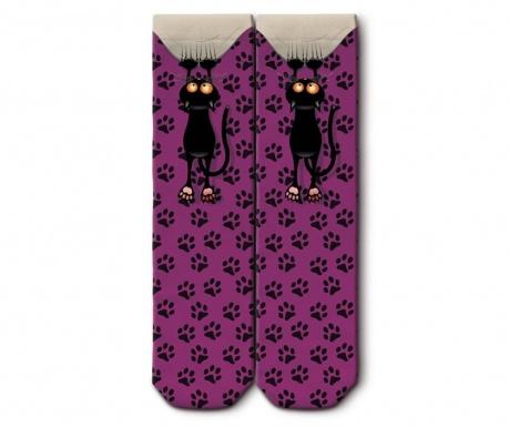 68cb68c2630 Kampaň ukončená Ponožky Cat Scratch Medium 35-39