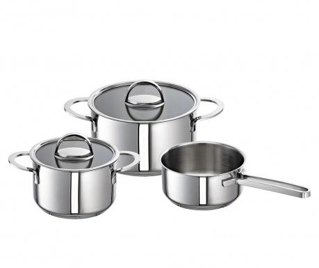 5-delni set posode za kuhanje Mabel