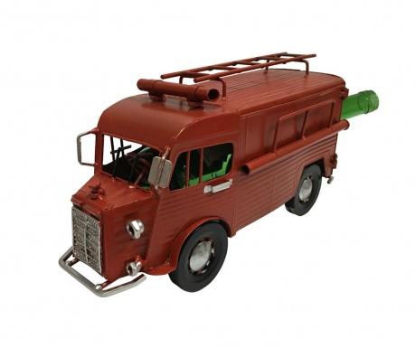 Premium Vintage Firemen Truck Palacktartó