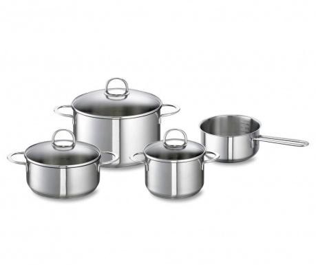 7-delni set posode za kuhanje Smilla