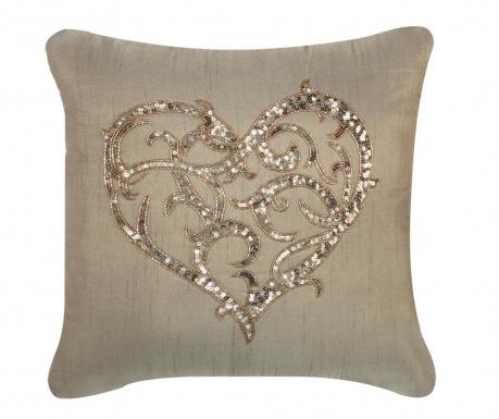Okrasna blazina Heart 40x40 cm