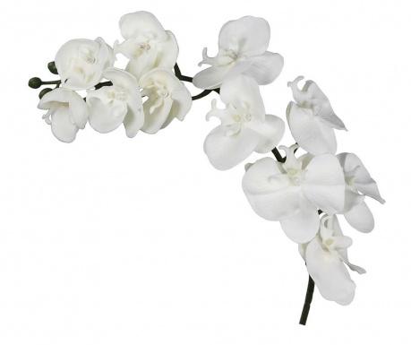 Изкуствено цвете Orchid White
