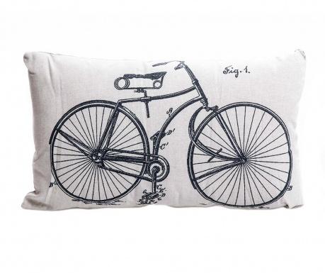 Dekorační polštář Bike 30x50 cm