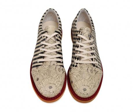 Pantofi dama Black & White