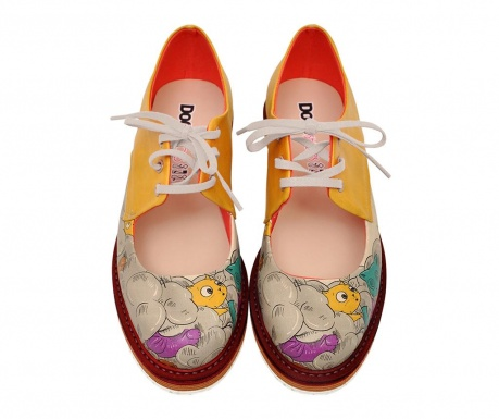Pantofi dama Rope Cat