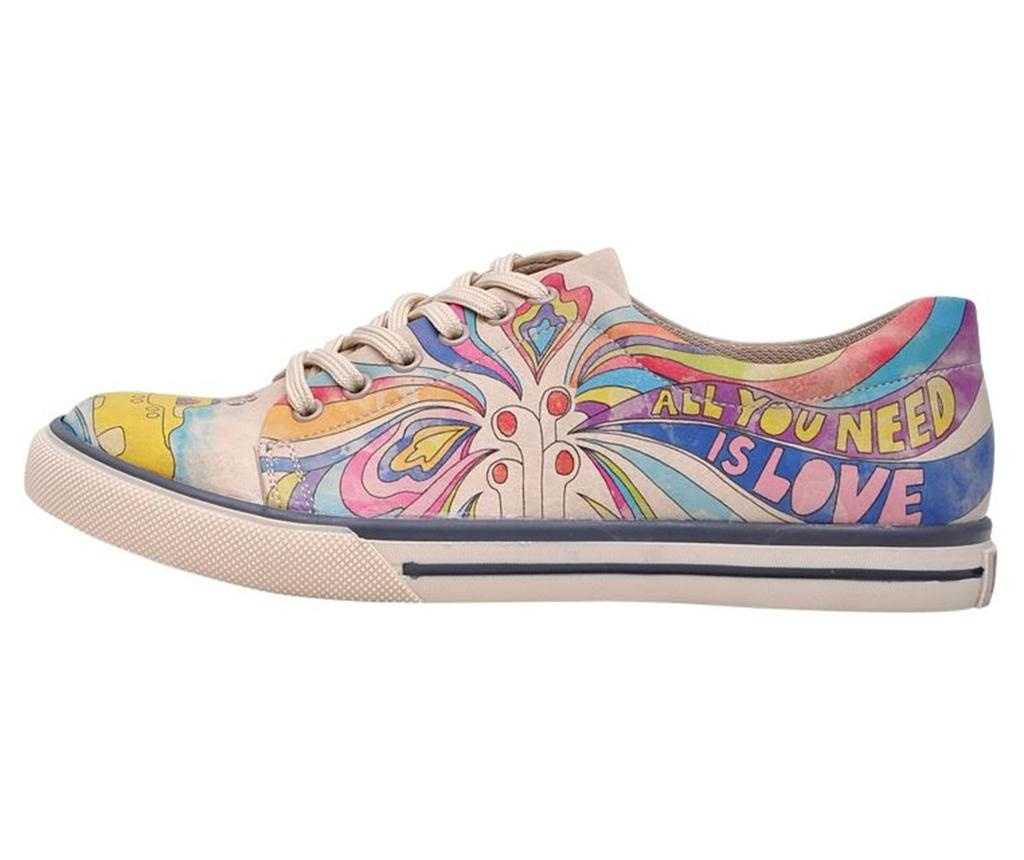 Tenisi dama All You Need Is Love 37