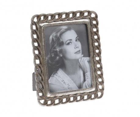 Rama foto Teressa Antique Silver