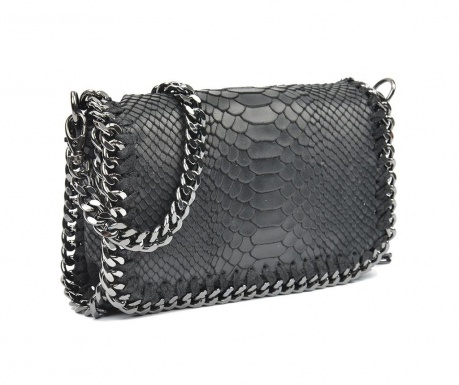 Geanta clutch Irene Black