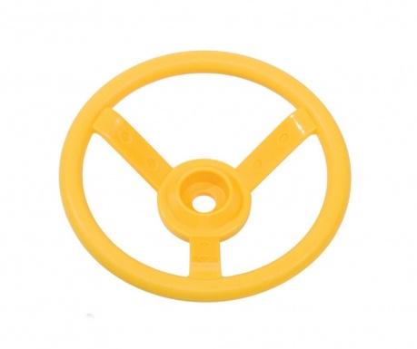 Hračkársky volant Action Yellow