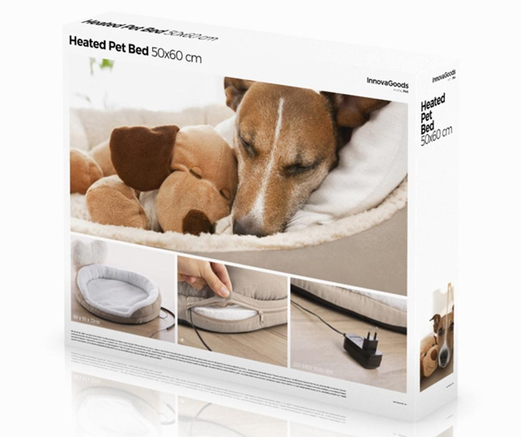Elektrický pelíšek pro domácí mazlíčky Heda