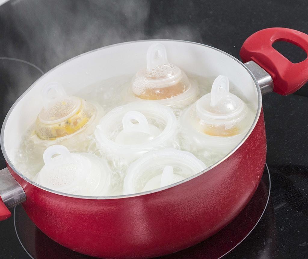 Set 6 posuda za posluživanje jaja Always Fresh