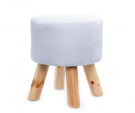 Taburet pentru picioare Shamira Cream