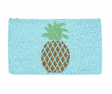 Listová kabelka Pineapple Turquoise