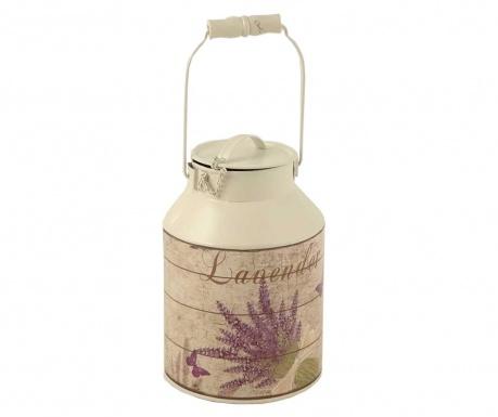 Naczynie dekoracyjne Lavender Embroidery