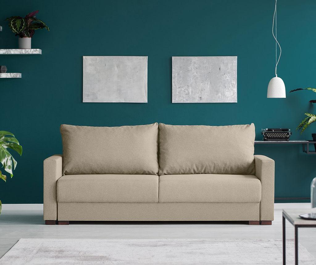 Canapea extensibila 3 locuri Giovanni Beige