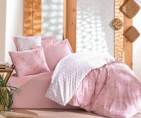 Спално бельо King Ranforce Best Pink