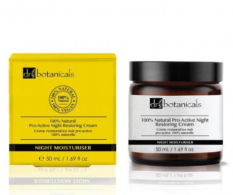 Noční hydratační krém na obličej Natural Pro Active 50 ml